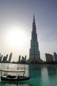 Burj Khaliufa in Dubai