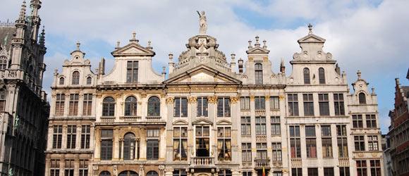 Brüssel großer Markt