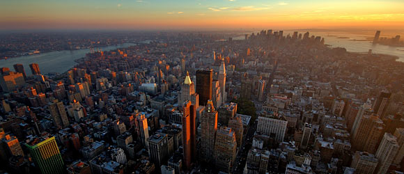 Aussicht New York City