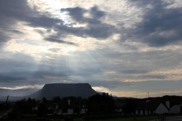 Mount Benbulben