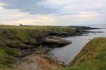 an der irischen Küste