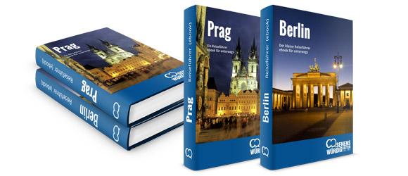 Ebooks Barlin und Prag
