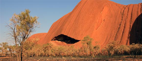 Australien Outback: Uluru