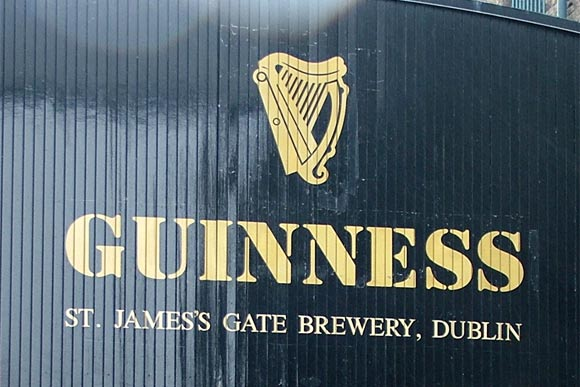 Guinness Storehouse Gate