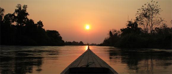 Laos 4000 Inseln
