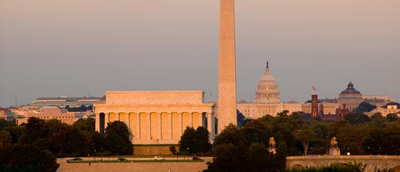 Washington DC Aussicht
