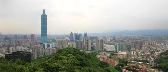 Taiwan: Taipeh